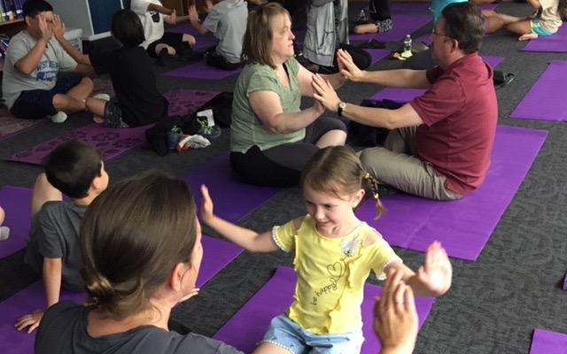 Spring Into Wellness Focused on Mindfulness