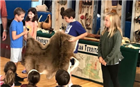 Immersion in Native Culture for Bayview Fourth-Graders