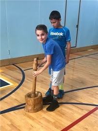 Immersion in Native Culture for Bayview Fourth-Graders 3