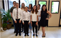 West Islip Recognizes 33 Secondary Students for Scoring Medals on National Spanish Exams 3