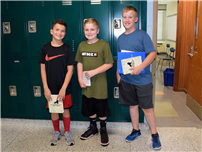 West Islip Welcomes Back Students for Great First Day of School 2