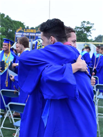A New Chapter and New Challenges for West Islip's 2018 Grads photo 5