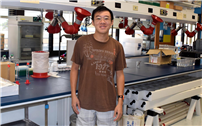 Tristan Tran Accepted to Prestigious Science Academy