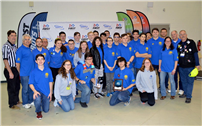 Robotics Team Comes Home with Two Awards 2