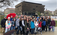 IB Students Explore Historic Sites in DC