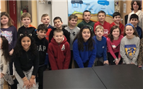 Oquenock Third-Graders Learn About Local Water Issues