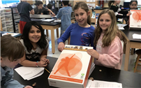 Fun with Friction at Oquenock's STEM lab
