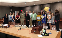 Student Ambassadors Honored by Suffolk County thumbnail131528