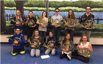 Ten from West Islip Play at SCMEA Day of Horn