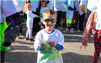 A Second Successful Color Run for West Islip