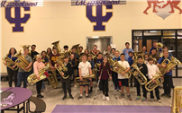 West Islip Sends 32 Student-Musicians to SCMEA Day of Tuba thumbnail143307