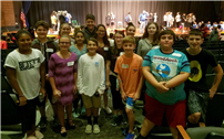 Udall Middle Schoolers Learn Leadership at Sayville Conference