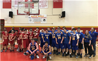 West Islip Kicks Off First Unified Basketball Season