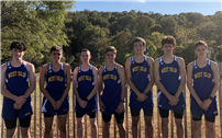 Cross-Country Runners Find Success at Divisionals