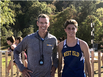 Cross-Country Runners Find Success at Divisionals 2
