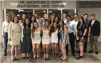 West Islip Celebrates 21 Successful Seniors at IB Diploma Ceremony