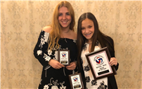 Bernstein and Calderone Receive Volleyball Honors thumbnail161038