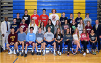 30 Student-Athletes from the HS Are College-Bound