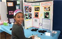 Student Research Showcased at Manetuck STEM Fair