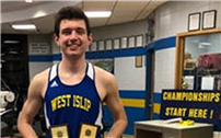Senior Bove Breaks Track Records, Qualifies for States Pic