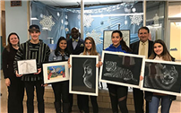 West Islip Sends Six to Suffolk County Community College Competition Pic