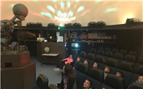 Planetarium Program Returns