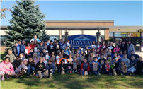 Bayview Fifth-Graders Honor 9/11 Heroes with Goodie Bag Initiative