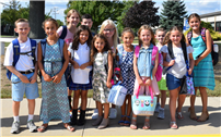 West Islip Welcomes Back Students for Great First Day of School